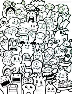 cute doodle tumblr - Google Search