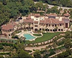 And our number 1 most expensive home belonging to a rapper, in this case a former rapper, is Will Smith whose house resides in Calabasas, Ca...