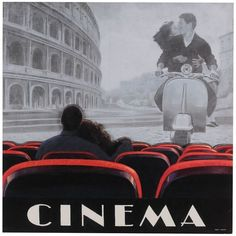 Cinema Roma Wood Art ($40) ❤ liked on Polyvore featuring home, home decor, wall art, pictures, red, photos, painted wall art, wood home decor, movie wall art and wooden picture