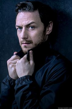 James McAvoy, Photo by David Levene for The Guardian