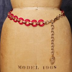 Daniele Belt Chain now featured on Fab.