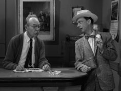If I Had a Quarter a Million Dollars (5/22) Trivia -  Fred was a local Mayberry man who worked as a clerk at the Mayberry Hotel. He was portrayed by Byron Foulger.