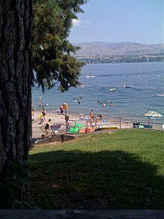 Fine childhood summer memories, Lake Chelan