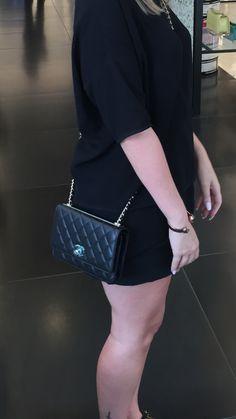 47f82e2929d9 11 Best Chanel trendy woc images | Chanel woc, Chanel black, Chanel ...