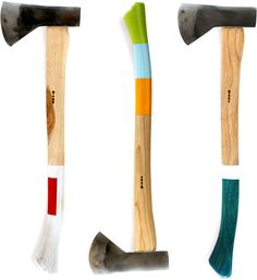 Best Made Co. Camp Axes on http://www.gearculture.com