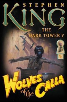 """Read """"The Dark Tower V Wolves of the Calla"""" by Stephen King available from Rakuten Kobo. Now a major motion picture starring Matthew McConaughey and Idris Elba Wolves of the Calla is the highly anticipated fif. Great Books, My Books, Amazing Books, The Dark Tower Series, Stephen King Books, The Book, Zombies, Book Worms, Walking Dead"""