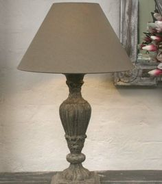 VERSAILLE French Country Timber Lamp Base