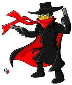 Springfield Punx: The Shadow Knows!
