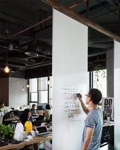 LEO Digital Network Headquarters - Shanghai - Office Snapshots
