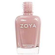 Amanda: Medium muted peach cream polish wih pink, brown, and mauve undertones. Zoya Nail Polish has the hottest shades for all seasons and skin types, they're also the longest wearing lacquer formulat Brown Nail Polish, Zoya Nail Polish, Nail Polish Colors, Nail Polishes, Manicures, Friendly Nails, Wholesale Makeup, Cream Nails, Best Natural Skin Care