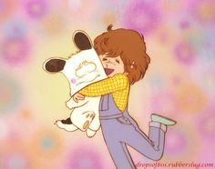 Io amo Hello Spank!!!! su Un sogno d'amore.