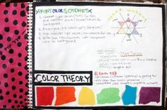 Color theory, explained in color! :)