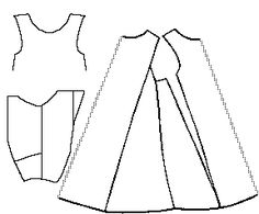 Some Clothing of the Middle Ages - Kyrtles/Cotes/Tunics/Gowns - Herjolfsnes 33