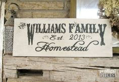 Farmhouse Friday #5 - Vintage Signs - Knick of Time