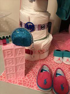 Diaper Closet