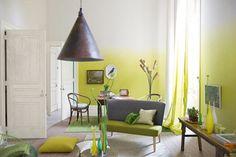 Made to Fade: Rooms With Ombre Décor | California Home + Design