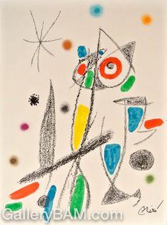 Maravillas 12 - Joan Miro