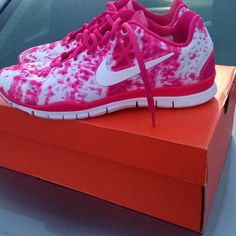 Nike Shoes - Pink Free TR FIT 3 on Poshmark