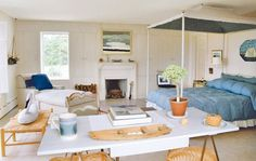 NE cottage beach decor