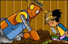 This BrainPop video could be used as a hook to engage students in a lesson about soil in terms of it being a natural resource and in terms of how important soil is for people in order to grow food. Primary Science, Third Grade Science, Science Classroom, Teaching Science, Science Activities, Educational Activities, Teaching Tools, Science Videos, Science Lessons