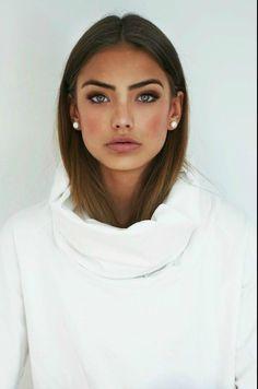 Beautiful brows and makeup