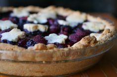 Gluten-Free Berrylicious Pie