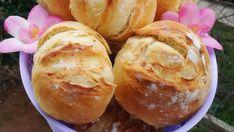 Evinizde taş fırın ekmeği gibi ekmek yapmak ister misiniz? Bugün vereceğim ekmek tarifi ile yapacağınız ekmeklerin sizin tarafınızdan yapıldığına kimse inanmayacak. Herkes fırından aldınız sanacak. Pizza Pastry, Turkish Kitchen, Pinkie Pie, Dough Recipe, Beautiful Cakes, Food And Drink, Cooking Recipes, Yummy Food, Stuffed Peppers