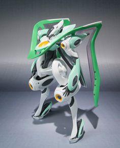 MECHA GUY: Robot Damashii (Side OVID) VOX Aura - New Official Images