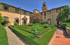 Schitterend kasteel in de Chianti Classico streek, nabij Florence in Toscane