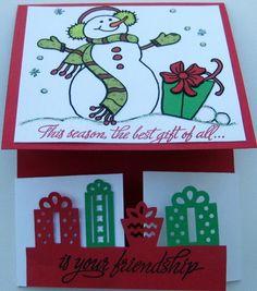 Send A Smile 4 Kids Challenge Blog-  TEAM S.A.S. Card by Karen (me)