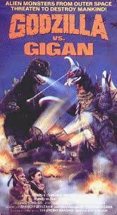 Godzilla versus Gigan Godzilla Vs Gigan, Horror, Japanese Superheroes, Batwoman, Fantasy, Vintage Movies, Filmmaking, Thriller, Cover
