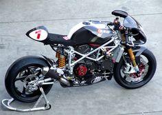 Radical Ducati ST2