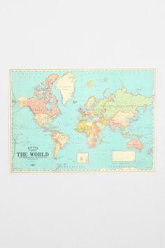 Cork board world map pinterest cork boards cork and board gumiabroncs Choice Image