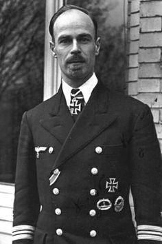 """Kapitänleutnant Siegfried  Strelow (1911-1943), Kommandant Unterseeboote """"U 435"""", Ritterkreuz 27.10.1942"""