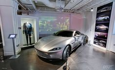 The Official James Bond 007 Website   SPECTRE VEHICLES AT BOND IN MOTION