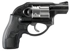 Ruger LCR-357-LG Revolver W/Crimson Trace Lasergrips, 357 Mag/38 Spl