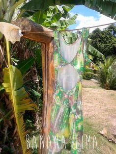 Verde mescla Jumpsuit