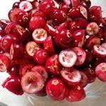 Smoothie Ontbijt : Yoghurt, Cranberries & Spinazie