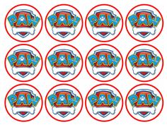 paw-patrol-free-printable-kit-013.jpg (876×670)