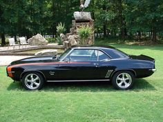 1969 Camaro SS.  sexy Had one of these in college, but mine was a convertible SHOP SAFE! THIS CAR, AND ANY OTHER CAR YOU PURCHASE FROM PAYLESS CAR SALES IS PROTECTED WITH THE NJS LEMON LAW!! LOOKING FOR AN AFFORDABLE CAR THAT WON'T GIVE YOU PROBLEMS? COME TO PAYLESS CAR SALES TODAY! Para Representante en Espanol llama ahora PLEASE CALL ASAP 732-316-5555
