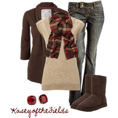 outfits | Winter Fashion Outfits 2012 | Hot Chocolate | Fashionista Trends