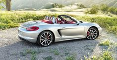 Until the new 911 Carrera Targa 4S comes out, the new Boxster is the prettiest Porsche.