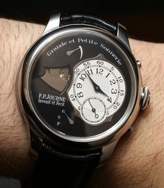 F.P. Journe Sonnerie Souveraine Watch Hands-On Hands-On