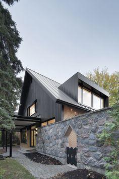Closse Residence By Naturehumaine. Lucarne De ToitDesign ...