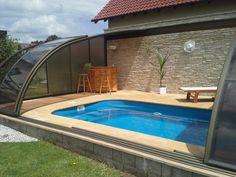 terasy u domu - Hledat Googlem Tub, Pergola, Outdoor Decor, Design, Home Decor, Gardening, Trendy Tree, Lawn And Garden, Bathtubs
