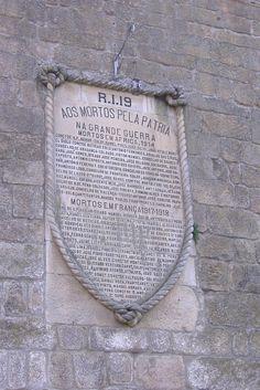 A Homenagem a quem lutou pela Pátria, Castelo de Chaves, 2009