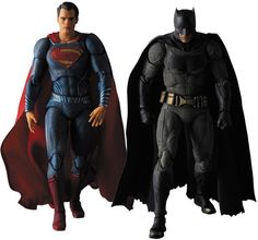 ToyzMag.com » MAFEX Batman VS Superman – les images officielles