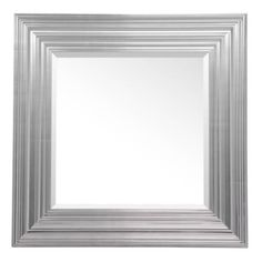 Langdon Mirror - Silver from Z Gallerie