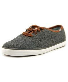 81feacac0f5 KEDS Keds Champion Wool Women Round Toe Canvas Sneakers .  keds  shoes   sneakers