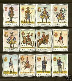 FRANCOBOLLI ANGOLA | Angola Stamps